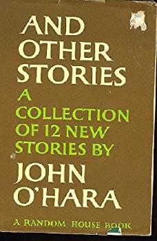And Other Stories 0394415345 Book Cover