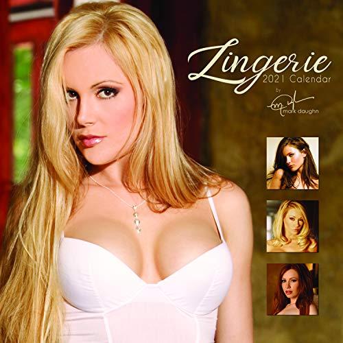 professional Wall calendar Mystique Lingerie 2021
