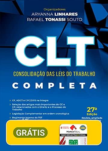 CLT - Consolidação das Leis do Trabalho- 27Edição 21