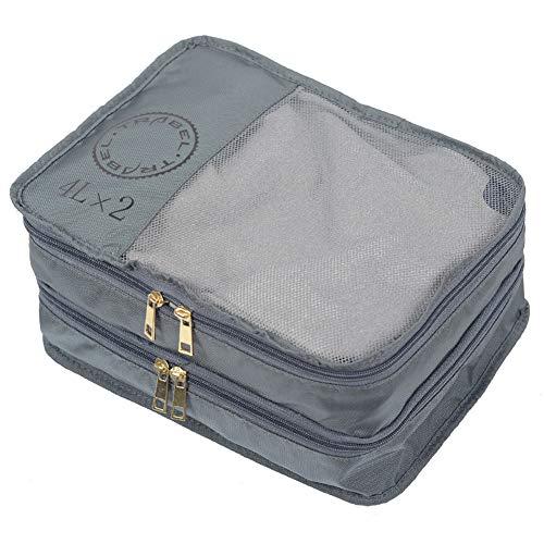 Reiskleding opbergtas, opbergtas, reistas, reisgoederen, afwerktas, inklapbare afwerktas stijlnaam size 2