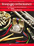 W21PR - Standard of Excellence Book 1 Drums and Mallet Percussion - Book Only (Standard of Excellence Comprehensive Band Method)
