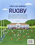 Zoom IMG-2 rugby con adesivi