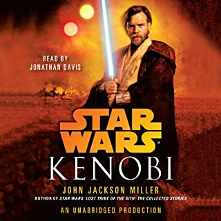 Kenobi: Star Wars Legends audiobook cover art
