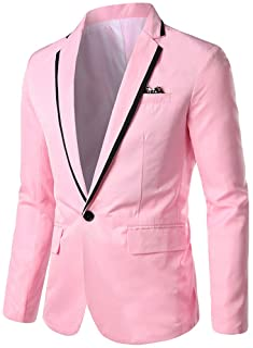 ????Promotion????Men Casual Jacket, NEARTIME New Fashion Men's Autumn Corduroy Slim Coat Long Sleeve Blouse Suit Blazer Tops
