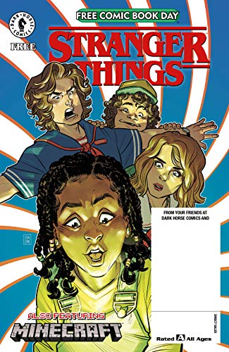 Free Comic Book Day 2020 (All Ages) (Dark Horse FCBD)