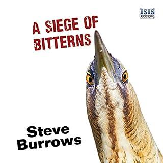 A Siege Of Bitterns Audiobook Cover Art