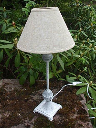 Deko-Impression Traumhafte Tischlampe, Stehlampe, Tischleuchte, Nachttischlampe, Eisen