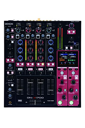 Sale!! Denon DJ DNX-1700 | Professional 4-Channel Digital DJ Mixer