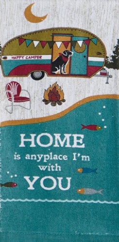 Kay Dee Designs Home is Anyplace I'm with You Terry Towel