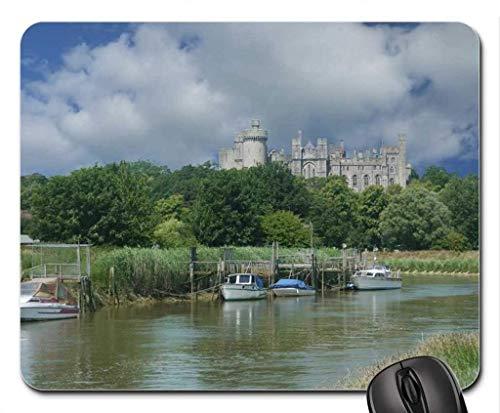Mauspads, Arundel Castle und River Arun Mouse Pad, Mousepad (Altes Mauspad)