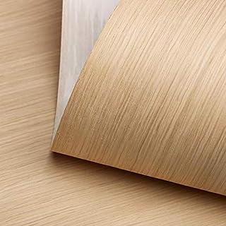 "Edge Supply White Oak Rift Wood Veneer Sheet, 24"" x 48"", 10 mil Paper Back, ""A"" Grade Veneer Face – Easy Apply with Contac..."
