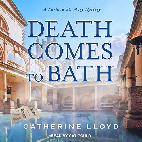 Death Comes to Bath cover art