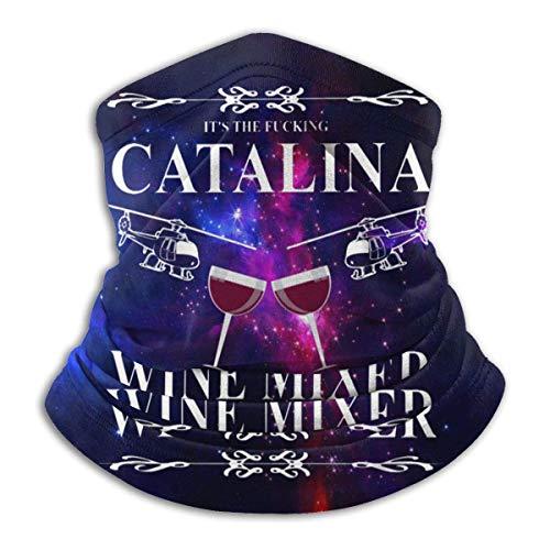 wanglinbin11 CATALINA WINE MIXER Huthalsschal, Wärmedämmung, Vielseitigkeit und Stil. Mikrofaserstruktur und komfortables Mikrofaserfutter verbessern die Leistung