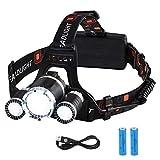 51YRZ9VMKkL. SL160  Las Mejores Linternas LED Recargables