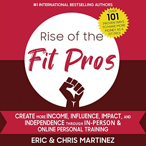 Rise of The Fit Pros cover art