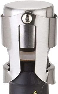 MG554zy0 Stainless Steel Champagne Stopper Sparkling Wine Bottle Plug Sealer Cork Pourer Stainless Steel Champagne Stopper Sparkling Wine