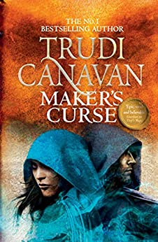Maker's Curse (Book 4 of Millennium's Rule) by [Trudi Canavan]