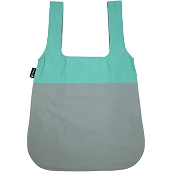 notabag(ノットアバッグ) BAG & BACKPACK Gray/Mint NTB002GR-MI