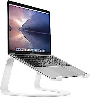 Twelve South Curve stojak na laptopa do MacBook i notebooków | ergonomiczny, wentylowany stojak na notebook do domu lub bi...