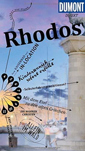 DuMont direkt Reiseführer Rhodos: Mit großem Faltplan