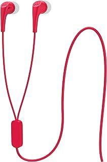 Fone Estéreo com Fio Earbuds 2 in Ear, Motorola, MO-SH006RDI, Vermelho