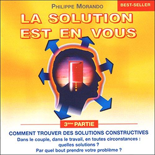 Couverture de Comment trouver des solutions constructives