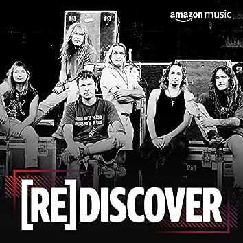 REDISCOVER Iron Maiden