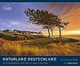 NATURLAND DEUTSCHLAND 2020: Nationalparks und Naturlandschaften - Harz - Ostsee - Bayern - Kalender - Wandkalender - Posterkalender - PALAZZI Kalender