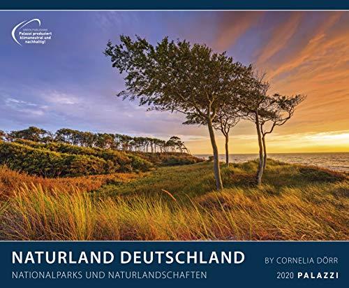 NATURLAND DEUTSCHLAND 2020: Nationalparks und Naturlandschaften - Harz - Ostsee - Bayern - Kalender - Wandkalender - Posterkalender