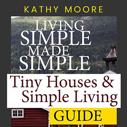Living Simple Made Simple audiobook cover art