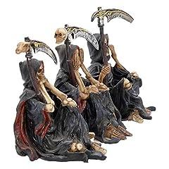 Nemesis Now Something Wicked (Set of Three) Figurine 13cm Black #5