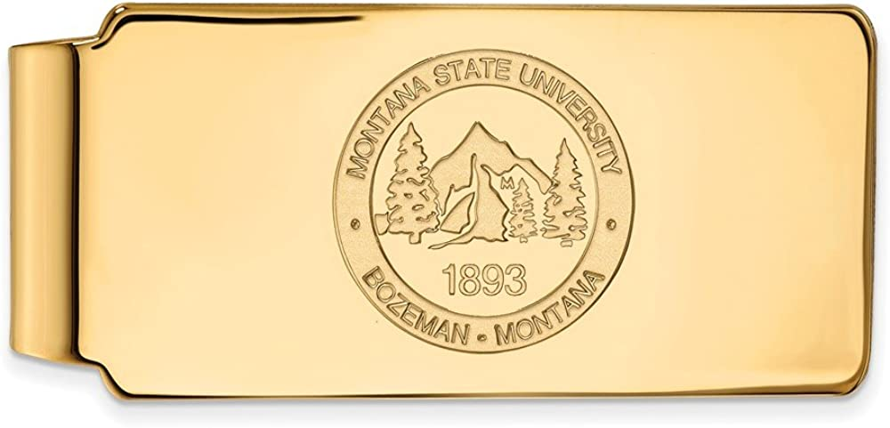 925 wholesale Sterling Silver Yellow Gold-Plated State Un Official Montana Baltimore Mall