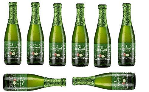 8 Flaschen Lindemans Apple a 250ml 3,5% Vol. Lambic Beer mit Apfelsaft inc. 0.48€ MEHRWEG Pfand