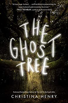 The Ghost Tree by Christina Henry science fiction and fantasy book and audiobook reviews
