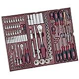 KRAFTWERK Ass. d'outils COMPLETO 191 p. 3 tiroirs