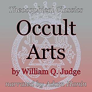 Occult Arts audiobook cover art