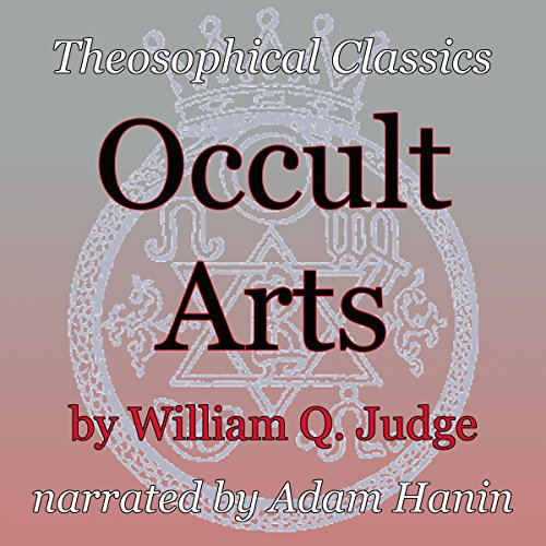 Occult Arts audiobook cover art