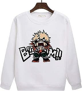 Boku No Hero Academia My Hero Academia Crewneck Sweatshirt Hoodie Cosplay Anime