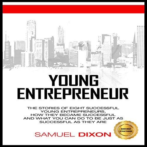 Entrepreneur: Young Entrepreneurs audiobook cover art