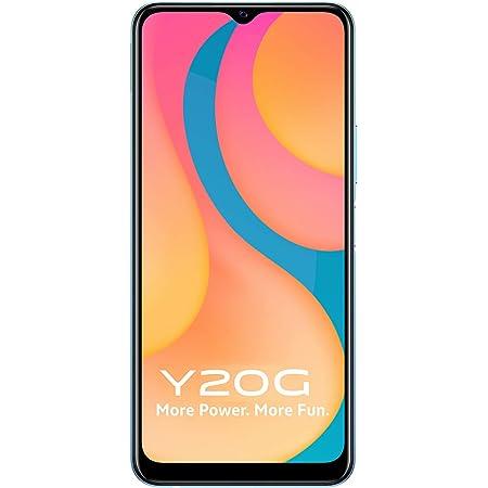 Vivo Y20G (Purist Blue, 6GB RAM, 128GB)