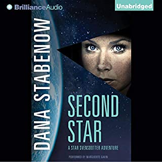 Second Star audiobook cover art