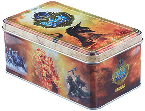 Panini- Tin Box Trading Cards...