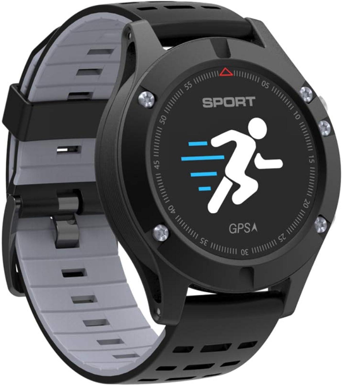 BILLY'S HOME Smarte Sportuhr, intelligenter wasserdichter Fitness-Tracker mit Herzfrequenz und Blautdrucküberwachung Kalorienzhler-Schlaf-Monitoring-Pedometer für Android und IOS