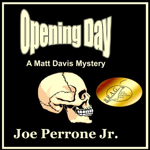 Opening Day audiobook cover art