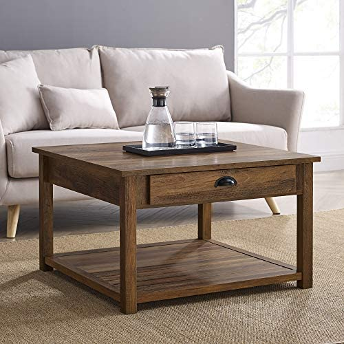 Top 10 Best rustic coffee tables for living room Reviews