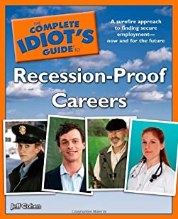Recession-proof careers