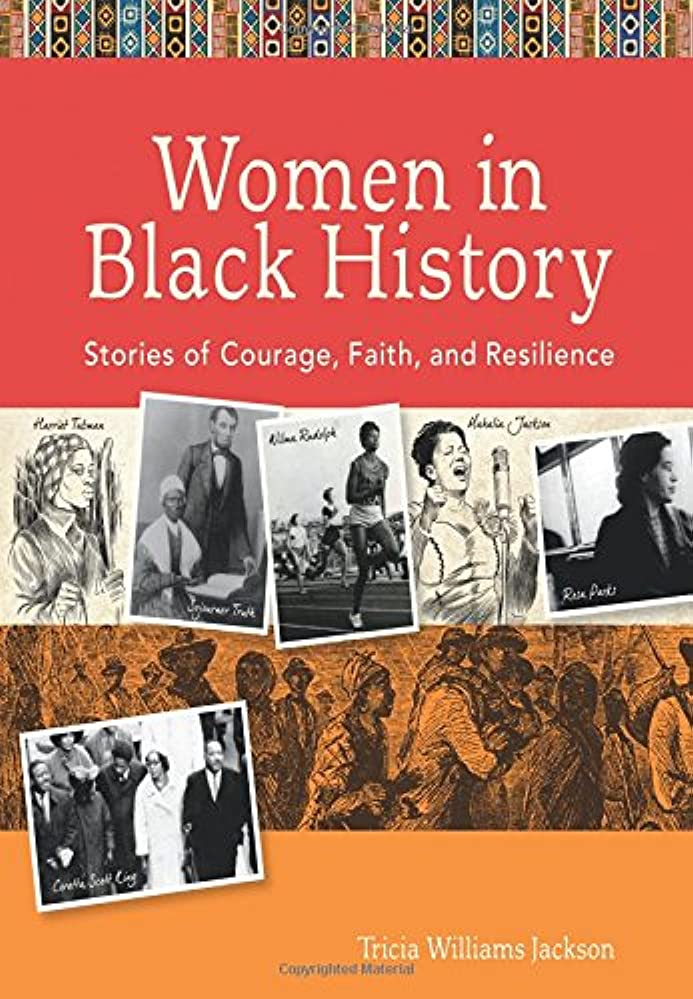 体細胞仕立て屋エスカレーターWomen in Black History: Stories of Courage, Faith, and Resilience