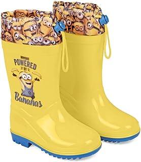 e1836e5453e117 PERLETTI PERLETTI98305 Cattivissimo me stivali da pioggia