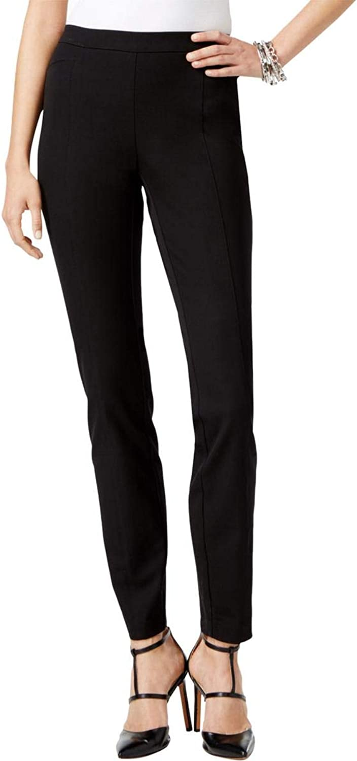 Alfani Womens Every Day Casual Ankle Pants