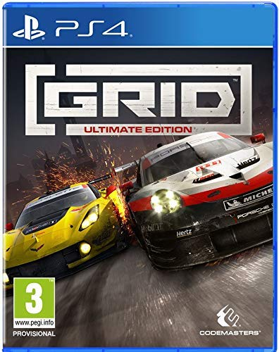 Grid Ultimate Edition PS4 ESP
